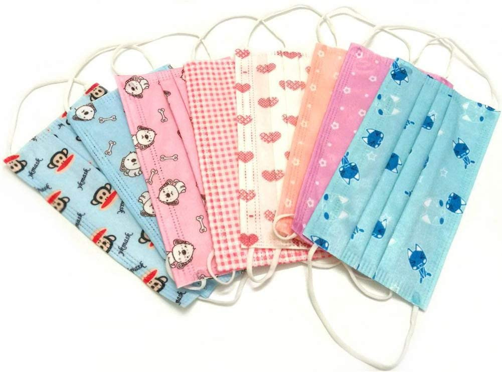Baby Surgical Mask   - Different Color (50 pcs)