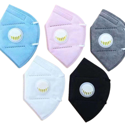KN95 Mask with Filter - Color